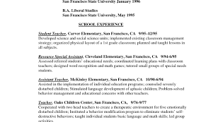Head Teacher Resume Sample Resume For Head Teacher Danayaus 8