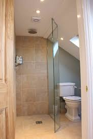Designs For Small Ensuite Shower Rooms Ensuite Bathroom With Wet Room Astonville Street London