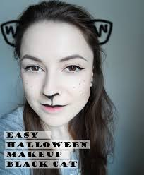 easy halloween makeup for guys