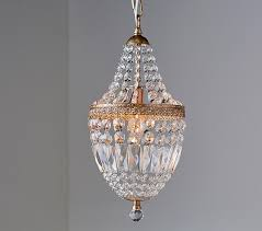 mini crystal chandelier pottery barn kids pertaining to contemporary residence mini crystal chandelier remodel