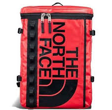 backpack the north face base camp fuse box logo backpack bag red red image is loading backpack the north face base camp fuse box
