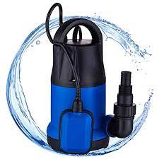 hosmat 1hp submersible pump