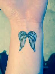 Tetování Křídel Kdekoliv Nejlépe Na Zápěstí Askfmtetovani123