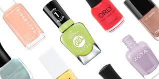12 best summer nail polish colors