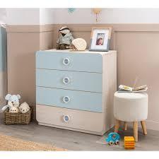 <b>Комод Baby</b> Boy <b>Cilek</b>, цвет голубой, артикул 327238, фото, цены ...