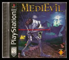 sony playstation 1 games. sony playstation 1 - medievil sony playstation games s