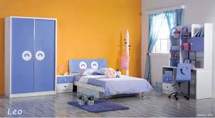 Kids bedroom furniture boys Elegant Boys Bedroom With Combination Of Purple And Yellow In Wardrobe And Book Shelves And Also Stcharlescaan Bedroom Compact Furniture Design With Free Standing Wardrobe And