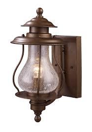interior lantern lighting. Elk Lighting 62005-1 Wikshire Outdoor Wall Mount Lantern Interior N