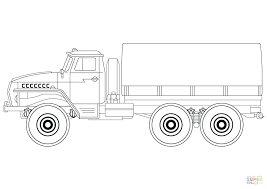 automobile coloring sheets army vehicles pages military vehicle