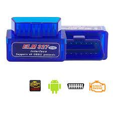 <b>Super Mini</b> ELM327 Bluetooth V2.1 OBD2 <b>Wireless</b> Car Diagnostic ...