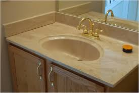 alluring remodelaholic painted bathroom sink and countertop makeover from of combination