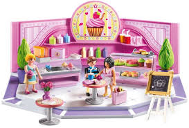Playmobil Cupcake Shop 4008789090805 Item Barnes Noble