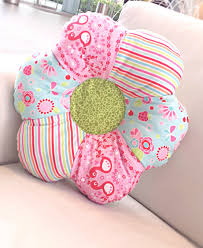Pillow Patterns Custom Flower Shaped Pillow The Stitching Scientist