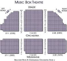 The Music Box Theater Seating Chart Borgata Music Box Seating Chart Lovely Assignment Benefits