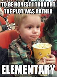 The Movie Critic Kid Meme Will Make Your Monday via Relatably.com