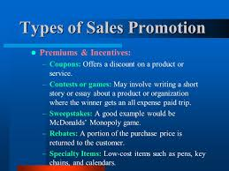 hospitality promotion unit essential question what are the various  34 types