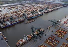 Container volume at Antwerp port continues to rise