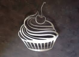 cupcake metal wall art kitchen wall decor kitchen art on metal kitchen wall art decor with 11 kitchen metal wall art decor cupcake metal wall art kitchen wall