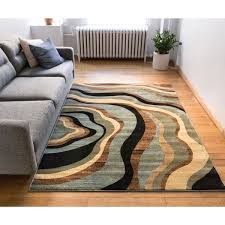 brown and tan area rugs well woven nirvana wavesx27 blue beige green black tan chocolate brown brown and tan area rugs