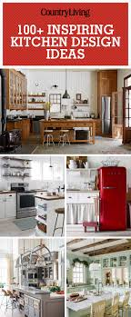 Idea Kitchens 100 Kitchen Design Ideas Pictures Of Country Kitchen Decorating