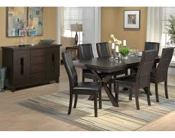modern dining table sets canada. custom dining contemporary customizable rectangular table set by canadel source · room tables canada 18883 modern sets