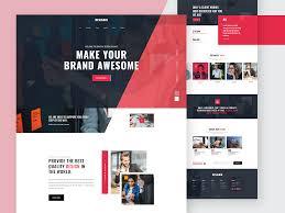Basic Design Agency Designik Design Agency Creative Website Template By