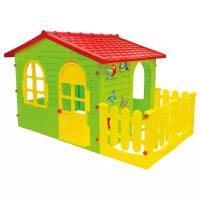Садовые <b>домики</b> маленькие коричневые <b>Mochtoys</b> купить в ...