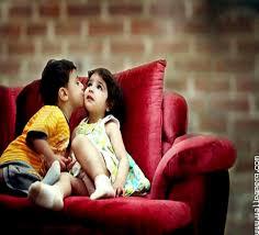 Cute Kids In Love Wallpapers Hd