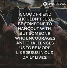 Christian Friends Quotes