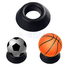 Football Display Stand Plastic Football Display Holder Stand EBay 57