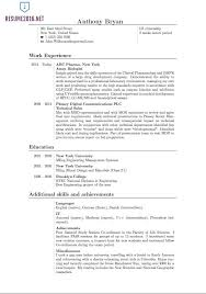 Gallery Of Best Resume Format 2016 Which One To Choose In 2016 The