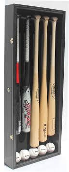 pro uv 5 baseball bat display case