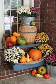 21 Fall Pumpkin Stands For Outdoor And Indoor Decor