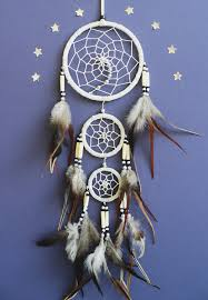 How To Make Authentic Dream Catchers Dream catcher natural traditional bead detail Native american 63