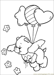 Small Picture Free Printable Coloring Page Care Bears Cartoons The Care Bears