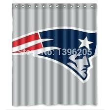 patriots curtains new patriots shower curtain high workmanship in on patriots shower curtains