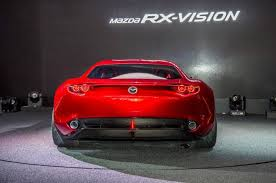 mazda rx7 2017. 2017 mazda rx9 rear view rx7