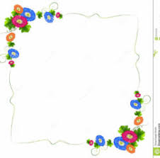 Small Picture Colorful Page Borders Free Top Download Free Floral Page Borders