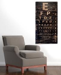 Dr Office Eye Chart Pin On House Ideas