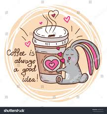 Free for commercial use no attribution required high quality images. Coffe Cute Drawings Page 1 Line 17qq Com
