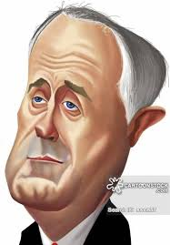 Image result for malcolm turnbull cartoon
