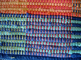 How To Knit A Rug How To Crochet Knit Or Weave A Rug For Your Home Darn Good Yarn
