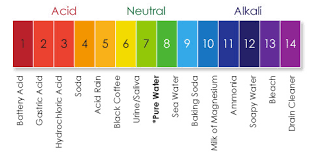 Ph Scale Color Chart Effects Of Ph On Hair Hair Momentum