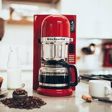 personal coffee maker kitchenaid hamilton beach single serve