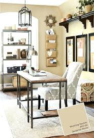 home office wall color. Glamorous Home Office With Designs Furnishings Wheeling Neutral Paint Color Inovative Gray Wall