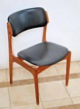 vine danish modern model 49 teak dining chair by erik buck o d mobler a s
