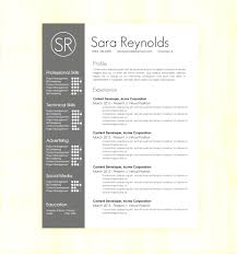 Resume Templates That Stand Out Unique Word Resume Templates That Stand Out Resume Example Free 17