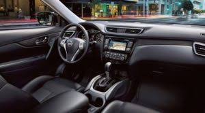 2018 nissan rogue.  nissan 2018 nissan rogue new interior cabin and multimedia features with nissan rogue