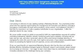 Lead Instructor Cover Letter Cover Letters In Email Email Cover