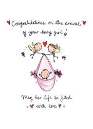 Congratulate On New Baby Congratulations On Your New Born Baby Girl Crafty Ideas
